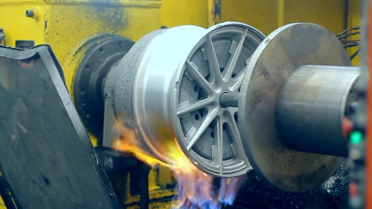 How Advanti DST Wheels Are Made