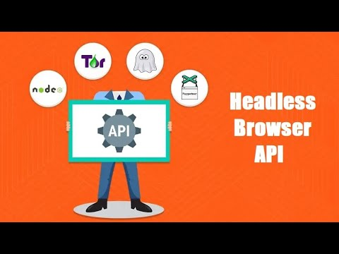 HeadlessBrowserAPI – a new Proxy API for JavaScript rendered HTML Scraping