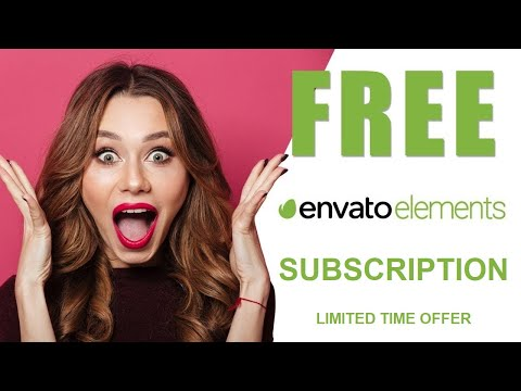 🔥 Envato Elements COUPON CODE 1 Month FREE  Subscription (⏱Limited Time Offer) 🔥