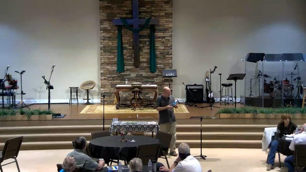 A Praying Life Seminar (Part 2)