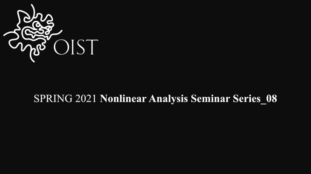 Spring 2021 Nonlinear Analysis Seminar Series_08